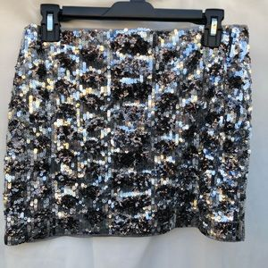 Dresses & Skirts - Express Sequined Mini Skirt